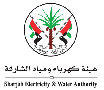 Sharjah Electricity and Water Authority (SEWA) company logo