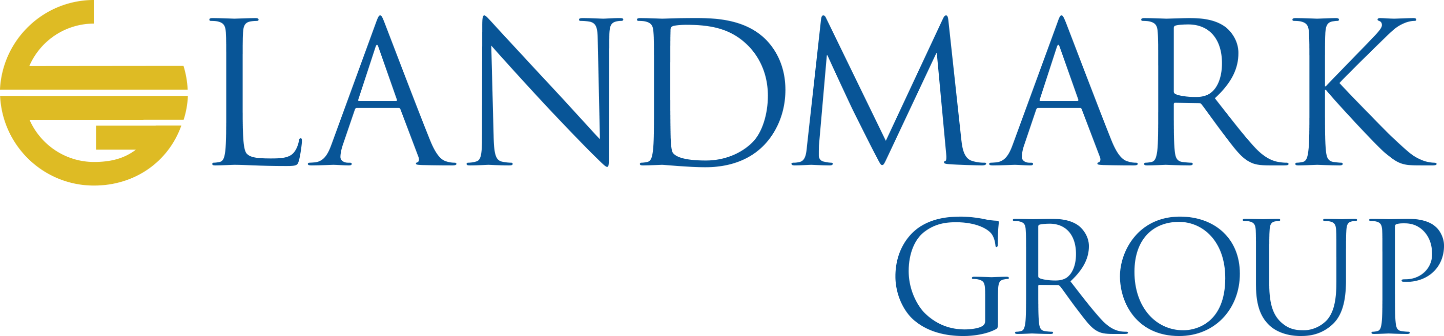 landmark group company logo